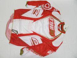 Dres  Hardwear-červená/bílá