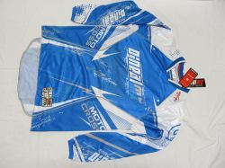 Dres  Hardwear -Modrá/bílá