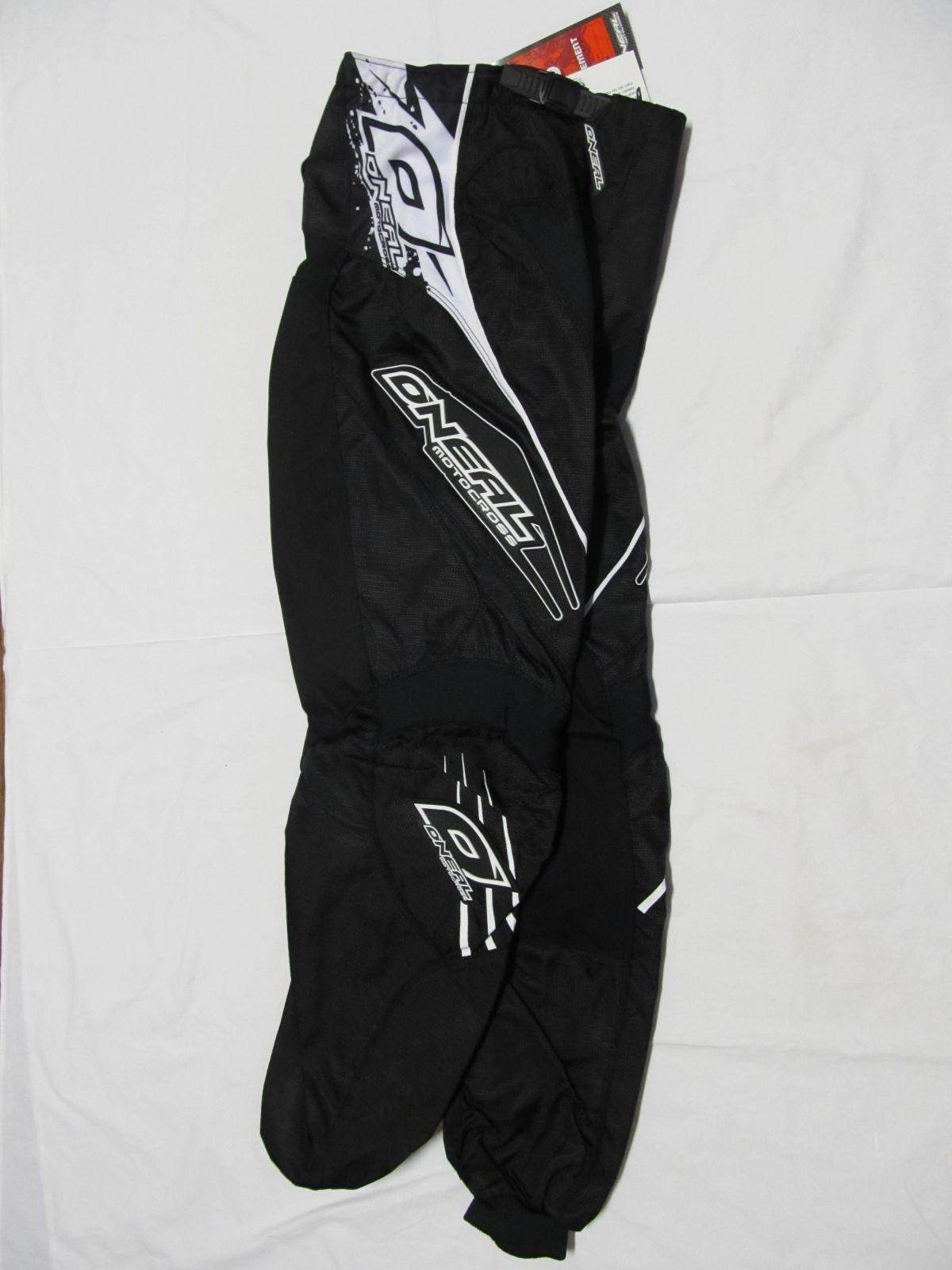 Kalhoty Element 2011 Černá ONEAL