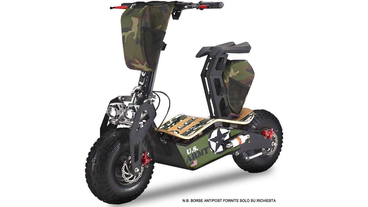 LEM M.A.D 1900W Armáda - ZELENÁ | cena_Prodejní LEM MOTOR