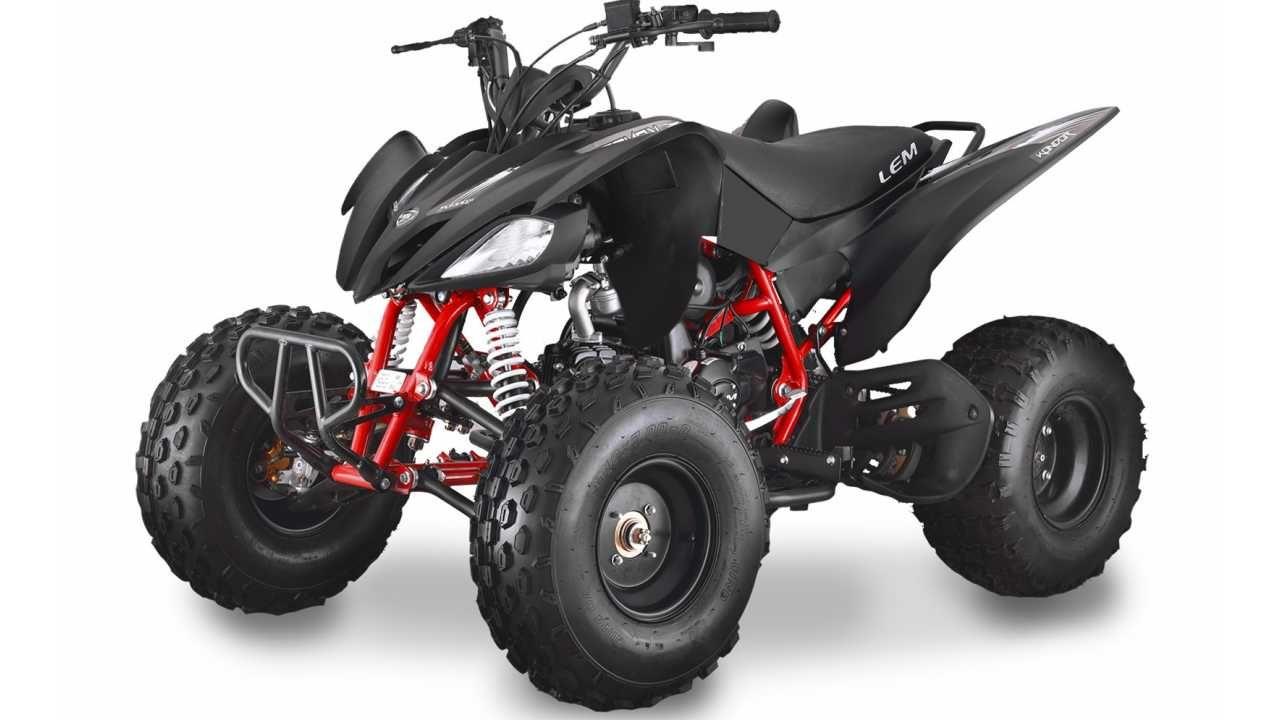 LEM QUAD KONDOR 125CC ČERNÁ | cena_Prodejní LEM MOTOR