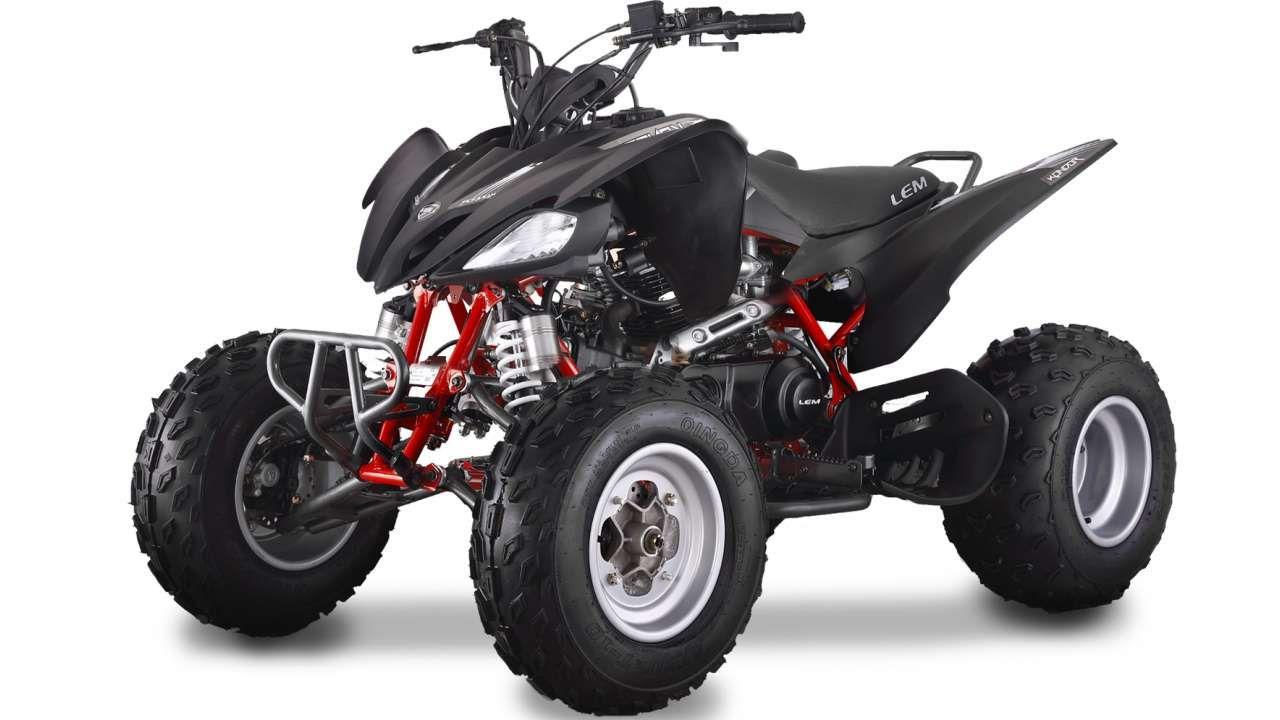 LEM QUAD KONDOR 250CC ČERNÁ | cena_Prodejní LEM MOTOR