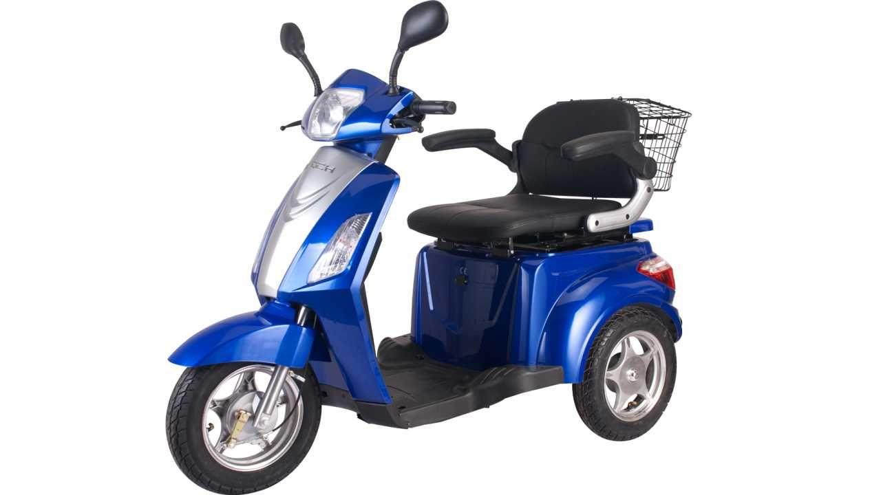 LEM TRILUX 500w 48v MODRÁ LEM MOTOR