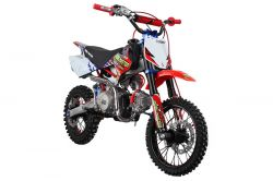 REBEL MASTER KIDCROSS 110 XL - ČERVENÁ