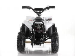 JJM ATV Mini ELEKTRIK 1000W BÍLÁ