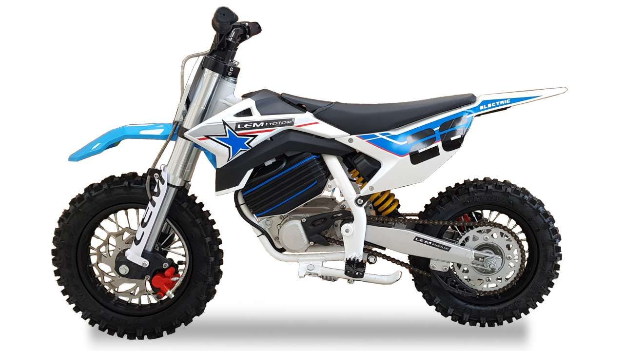 LEM JUNIOR E-CROSS 12/10 LEM MOTOR