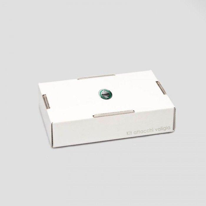 Sada bočních rámů pro instalaci bočních kufrů GiVI na TRK 502