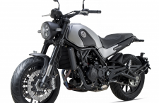 LEONCINO 500 ŠEDÁ CX - EURO 4 BENELLI Q.J. SRL