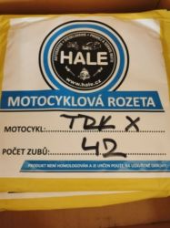 ROZETA 42Z - LEONCINO T, TRK X