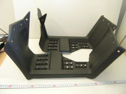Foot pedal L+R
